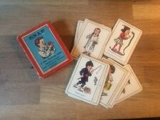 VINTAGE BOXED  SPEARS SNAP GAME 1933 GROTESQUE CHARACTERS