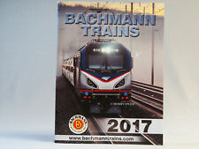 BACHMANN WILLIAMS 2017 TRAIN CATALOG BOOK n ho on30 o g scale accessories NEW