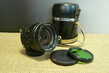 MC MIR - 24M.  F2 /35mm. USSR /Russian wide angle lens M42 for SLR camera. (374)