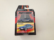 Matchbox Best Of Series 1 1993 Ford Mustang LX 5.0 SSP Sheriff Diecast Model Car