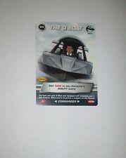 James Bond 007 Spy Common card 024 The Q boat (Test series)