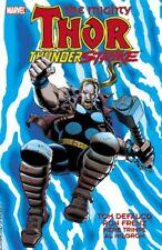 Thor Thunderstrike GN Tom DeFalco Ron Frenz Loki Avengers Marvel TPB New NM