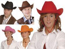 Chapeau de cowboy Wild West Western country mexicain accéssoire déguisement cool