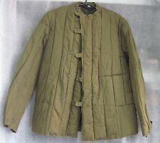 Vintage Russian MILITARY USSR Soviet Army Jacket UNIFORM Telogreika 1973