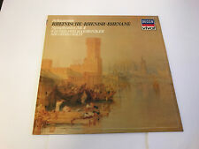 SCHUMANN Symphonies No 3 Rhenish 4 D Minor LP LONDON STS-15575 SOLTI MINT/NMINT