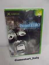 PROJECT ZERO (XBOX) NUOVO SIGILLATO COME DA FOTO