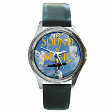 The Sound of Music (the movie) watch (round metal wristwatch)