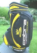 20% OFF IF COLLECT nr M62 - COBRA Prof Size Tour Staff Golf Cart Bag NEW