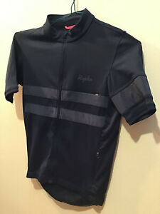 Rapha Brevet Lightweight short sleeve jersey Mens Small road gravel cyclocross
