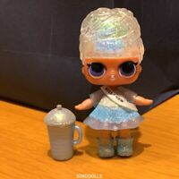 LOL Surprise Winter Disco - Glitter Globe MISS SNOW DOLL - Authentic GIFTS