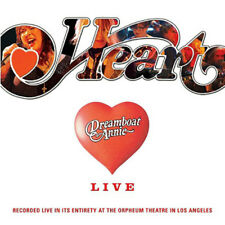 Dreamboat Annie Live, Heart, CD 2008 Black Dog, Misty Mountains GERMANY, ORPHEUM