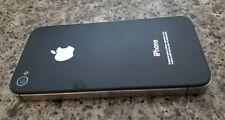 MINT Apple iPhone 4S Black 8GB VERIZON (factory unlocked)