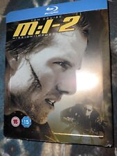 Mission Impossible 2 steelbook