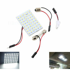 48 LED Auto Car Dome Festoon Interior Bulb Roof Light Lamp with T10 Adapter Fest