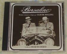 BORSALINO/BORSALINO & Co. (Claude Bolling) rare original mint cd (1998)  OOP!