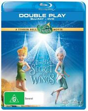 Secret Of The Wings (Blu-ray, 2012, 2-Disc Set)*Terrific Condition*Blu Ray Only