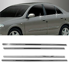 Chrome Window Accent Garnish Molding Trim A854 For RENAULT 2002-2009 Scala / SM3