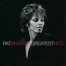 PAT BENATAR - GREATEST HITS CD ~ HIT ME WITH YOUR BEST SHOT +++ 80's ROCK *NEW*
