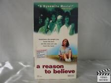 A Reason To Believe VHS Allison Smith, Jay Underwood