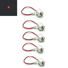5pcs Ld 2.5V 650nm 660nm 100mW 18x18mm Red Dot Laser Module Industry laser light
