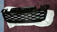 GENUINE NEW RANGE ROVER SPORT 2014 on GLOSS BLACK FRONT GRILL LR122959