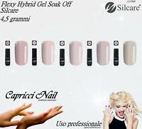 Flexy Hybrid Gel Soak Off 4,5 grammi - Ricostruzione Unghie Nail Art SILCARE