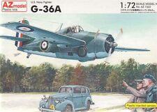 AZ Models 1/72 Grumman G-36A # AZ7322