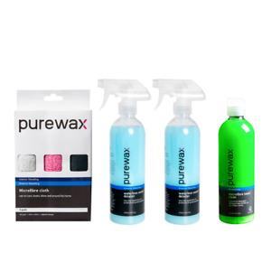 Waterless Wash & Towel Clean Kit