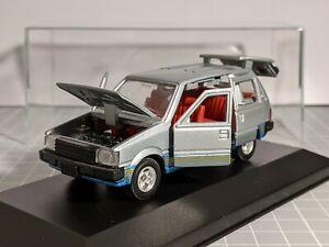 Nissan Prairie Multi Stanza Wagon 1982 Grey JDM RHD 1/40 DIAPET Yonezawa Rare