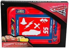 OFFICIAL Disney Cars 3 Medium bambini Magnetico Scribacchino Etch a Sketch ** NUOVO **