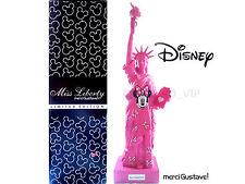 Statue de la liberté Miss Liberty Disney Minnie Merci Gustave original collector