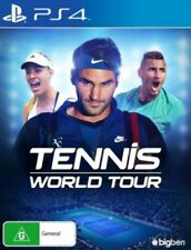 Sports Sony PlayStation 4 Tennis Video Games