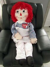 "Applause Dancing Raggedy Ann Dance With Me 48"" Doll NWT"