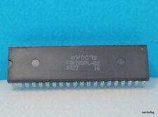 1 PSC FD1795PL-02 40-PIN FLOPPY DISK CONTROLLER NOS RARE