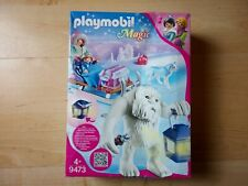 Playmobil Magic Yeti with Sleigh Playset & LED Lantern - 9473