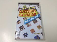 CAPCOM CLASSICS COLLECTION RELOADED . Pal España...Envio Certificado..Paypal
