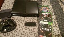 Xbox One Elite Bundle Black 1 TB Console With Elite Controller + 3 Games