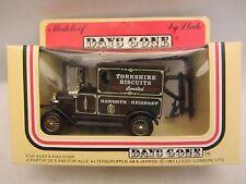 Lledo Days-Gone Ford Model ' T ' Van Black #6029 Biscuits Nib (9)