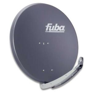 Fuba DAA 850 A Premium Aluminium Sat-Antenne anthrazit | Alu Sat-Schüssel 85 cm