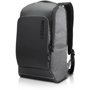 Lenovo Legion Carrying Case (Backpack) for 15.6  Lenovo Notebook - Gray, Black
