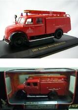 Camion Pompiers Magirus Deutz Mercur Tlf16 1961 Signature 1/43