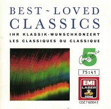 Best Loved Classics Volume 5 (CD)