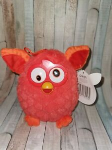 Quiron Famosa - Furby / Furbies Boom - Orange -  Plush Soft Toy With Tag