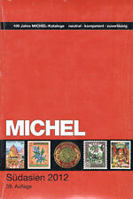 Michel-südasien (indien) 2012 (ük 8/1) (tedesco) Copertina flessibile – Mag 2012