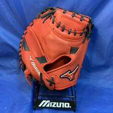 "Mizuno MVP Prime GXC50PSE5 (34"") Catcher's Mitt (Red/Black)"