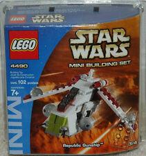 Lego 4490 Star Wars Mini Republic Gunship