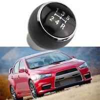 Car 5 Speed Gear Head Shift Knob MT Handball for Mitsubishi Lancer EX EVO G L9Y4