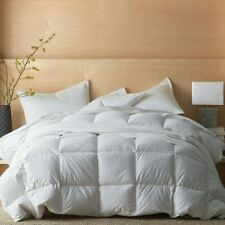 The Company Store LaCrosse LT Down Comforter (QUEEN,WHITE,LIGHT)