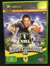 XBox Game NRL Rugby League 2