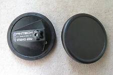 "Pintech SE-102 Dual-Zone 10.5"" Electronic Drum Trigger Pads"